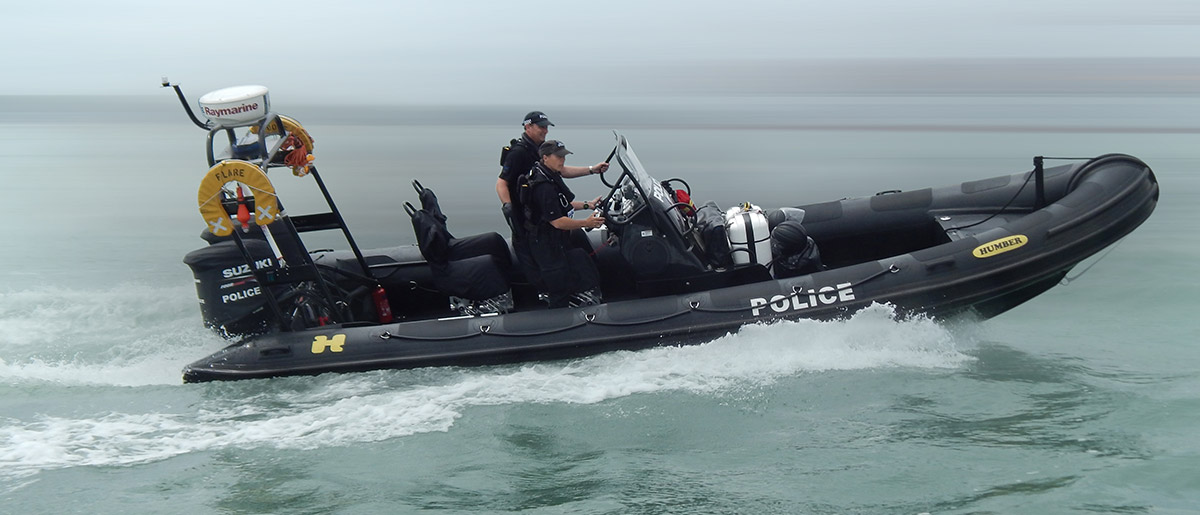 Rib Manufacturers | Rigid Inflatable Boats | Humber RIBS