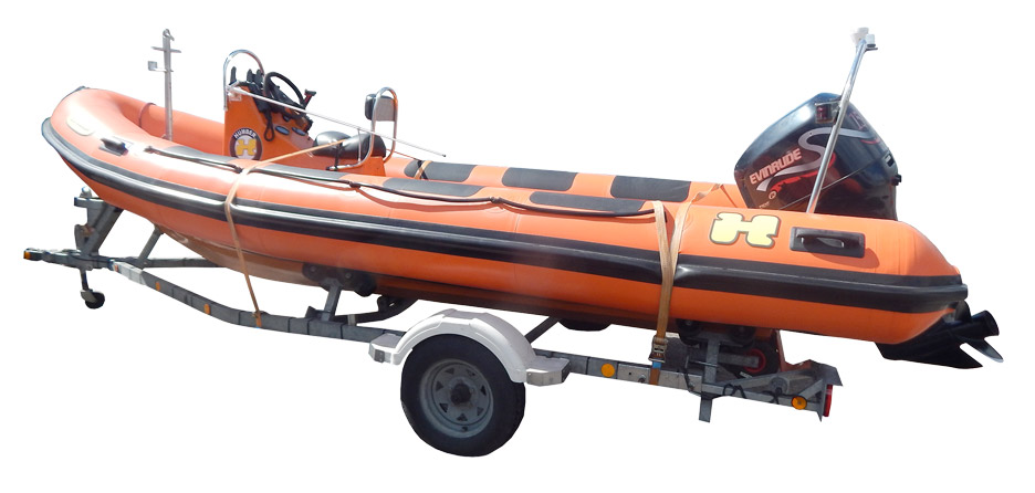 Humber Inflatable Work Boat